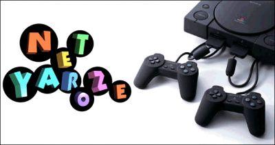 Omnibot-Retro gaming: Net Yaroze-Game Maker at Home!