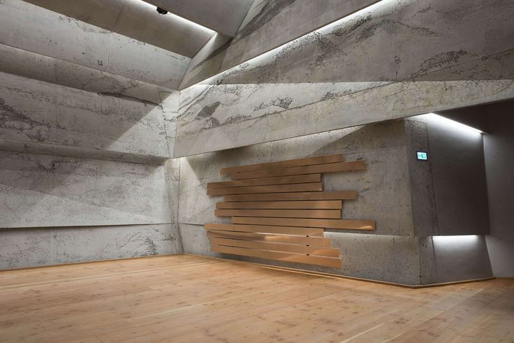 Christian Muscheid, 2016 Konzerthaus Blaibach Kupfer, 4m x 2m