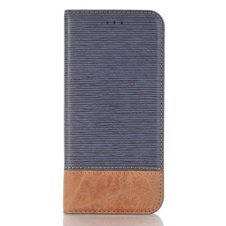 Housse Samsung Galaxy S8 Bi-matière - Bleu