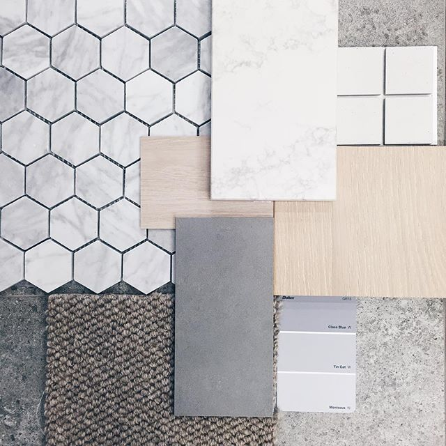 {GREY LOVING} In early @thomasarcherhomes creating a cool textural colour and…