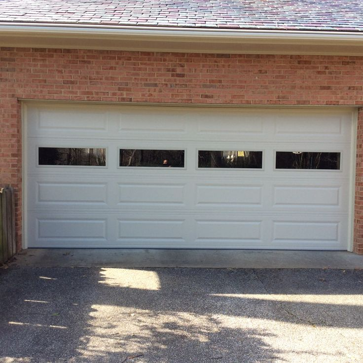 68 best images about before and after on pinterest glass for 16 x7 garage door
