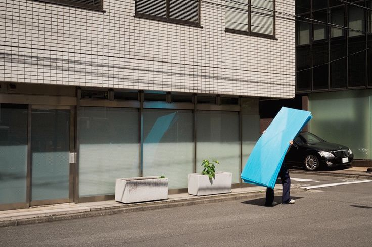The Paradoxes Of Living In A Big City – Shin Noguchi