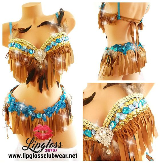 Sexy Indian Pocahontas Costume Sexy Native American Costume