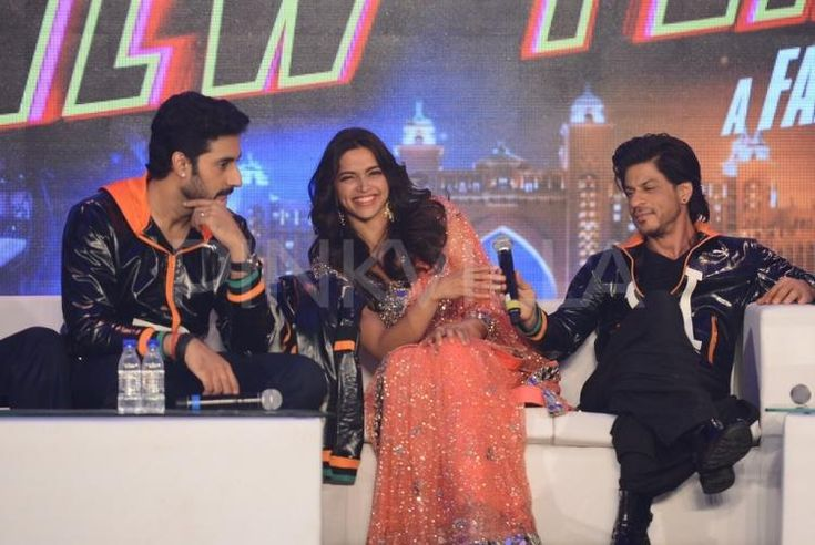 SRK, Deepika, Abhishek & team launch the trailer of 'Happy New Year' | PINKVILLA
