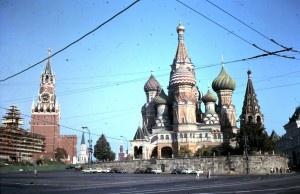 St Basil's Church Russia