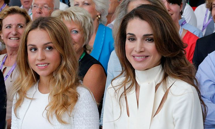 Princess Iman of Jordan: All the facts about Queen Rania's look-alike daughter