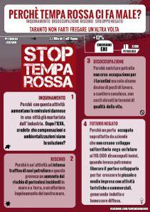 La propaganda Total in città vuole convincerci che Tempa Rossa è una cosa buona, scarichiamo e condividiamo il volantino crontro Tempa Rossa, informiamo la cittadinanza!