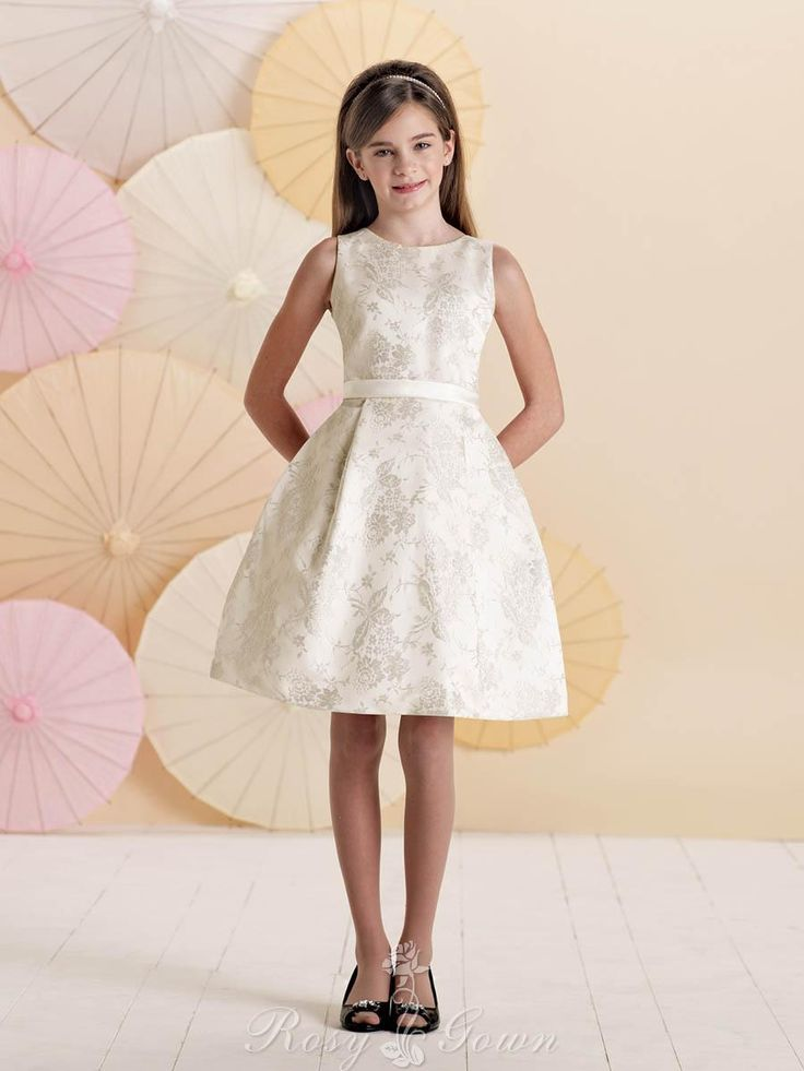 48 best Flower Girl Dresses images on Pinterest | Blumenmädchen ...