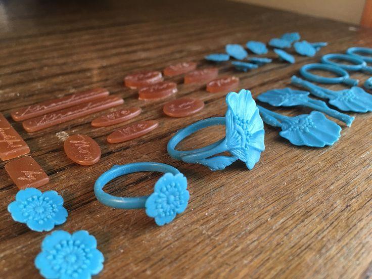 Kristin Larson Jewelry-Lost Wax Casting: How It's Made