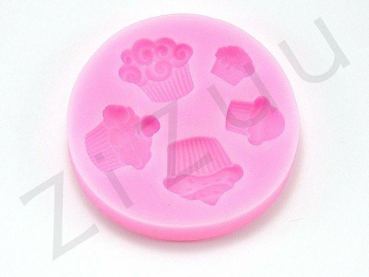 Stampi per dolci in silicone a muffin #ZiZuu #prodotti #pasticceria #cakedesign