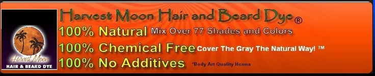 Henna Hut sells all natural henna hair dye in various colors. Instead of damaging hair like traditional hair color, henna actually strengthens and thickens your hair. It also makes it shiny!