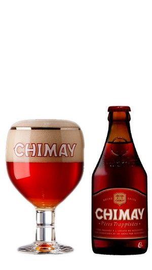 CHIMAY ROODDe Rode Chimay, ook Première genoemd in een fles van 33 cl, is de oudste onder de Chimay bieren. Dit trappistenbier heeft een mooie koperachtige kleur die het bier hoogst aantrekkelijk maakt. Chimay Rood heeft een zachte, fruitige smaak en dient bij een temperatuur van 10 à 12 graden gedronken te worden. Het kan het best niet langer dan een jaar worden bewaard. https://bierrijk.nl/chimay-rood