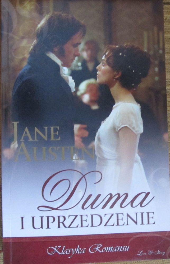JANE AUSTIN DUMA I UPRZEDZENIE /Pride and Prejudice