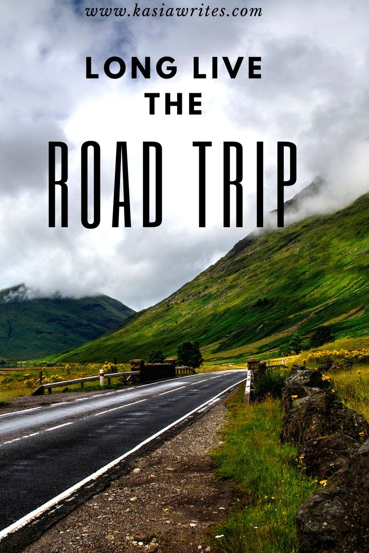 What is it about road trips that fascinates us so much? They are fun and a great way to see places.