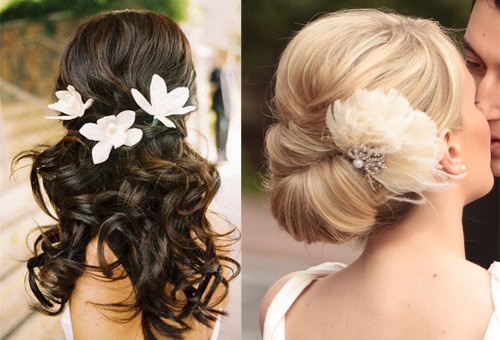 The style on the right is lovely