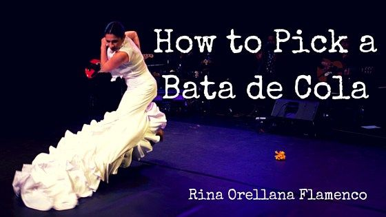 The bata de cola is such an amazing piece of costuming in flamenco. However, it's not something you put on and prance around in. It takes lots of dedication, practice and good technique to da…