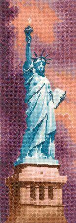 Gallery.ru / Statue of Liberty JCLB852 - Internationals - by John Clayton - f-morgan