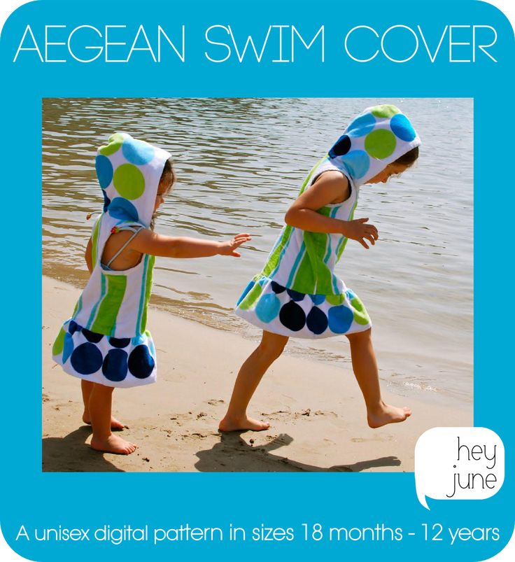 Update! The Aegean Swim Cover is now available for purchase! Buy the .pdf pattern and you'll take all the guess work out of making beach towel dresses/cover-ups, and you'll also get 4 different style options!  There is still the original ruffle dress, but now you can also make a dress without a ruffle, a...Read More »