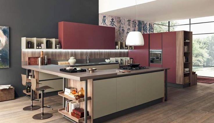 Les 80 meilleures images du tableau cuisines prunes roses for Cuisine ytrac lapeyre