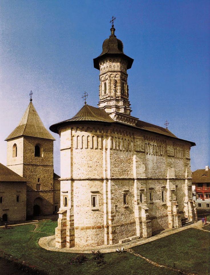 Monastère de Dragomirna