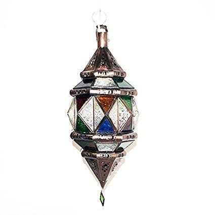 Marroquí Proyección crean techo lámpara Farol tiznit 60 CMH: aladi nbazarcom: Amazon.es: Iluminación