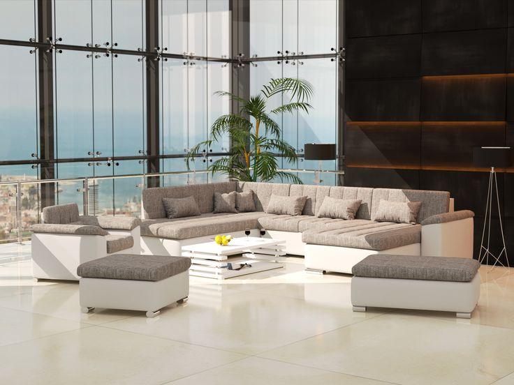 Narożnik z patentem! Corner sofa of patent! #cornersofa #narożnik #salon #mirjan24