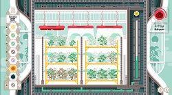 Aux commandes d'une ferme verticale dans un jeu sérieux - Un serious game sur le futur de l'agriculture et de l'élevage
