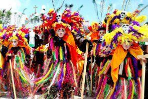 Carnevali in Colombia.