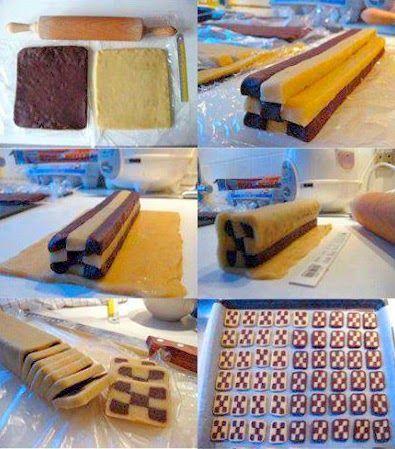 κεικ ντομινο - Cake domino