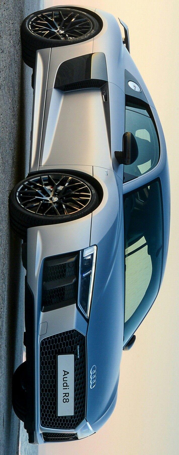 2016 Audi R8 V10 Plus by Levon