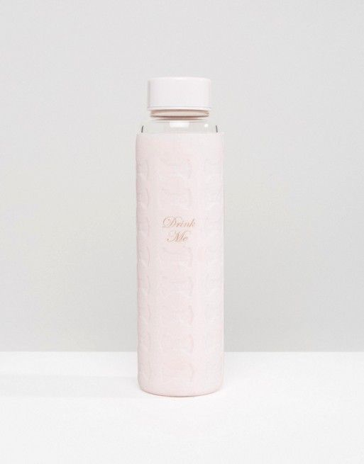 Ted Baker | Ted Baker Drink Me Glass Water Bottle