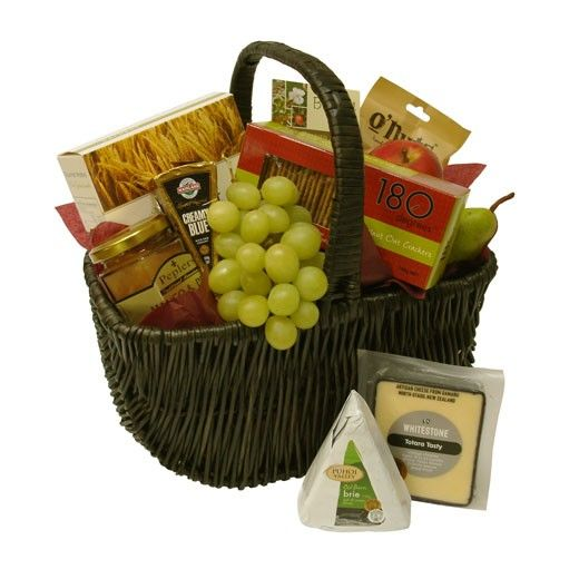 The 25 best new zealand food hampers ideas on pinterest nz cheese collection gift basket bestow gifts auckland new zealand negle Images