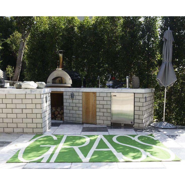 Novogratz By Momeni Portico Indoor/Outdoor Grass Rug