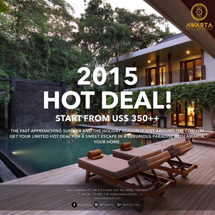 Awarta 2015 Hot Deal Artwork