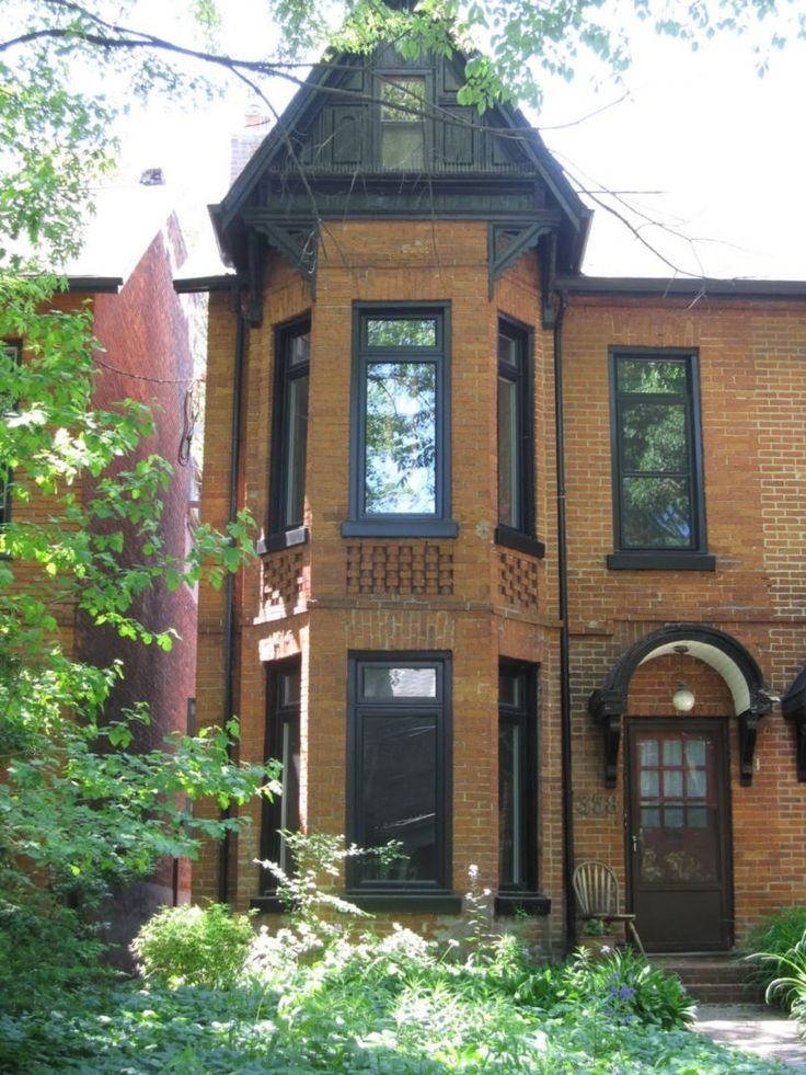 Best 25 brown brick exterior ideas on pinterest brown - How to change the color of brick exterior ...