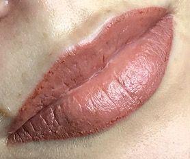 Beautiful nude lips 💋