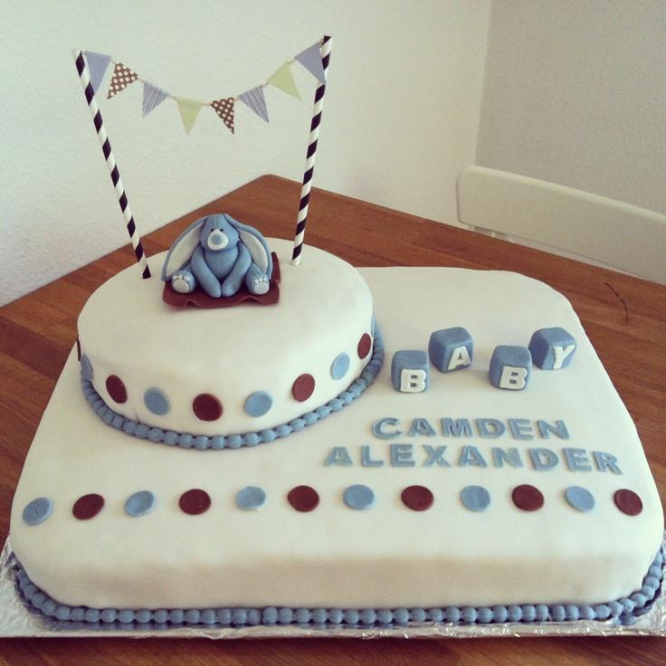 Namegiving cake