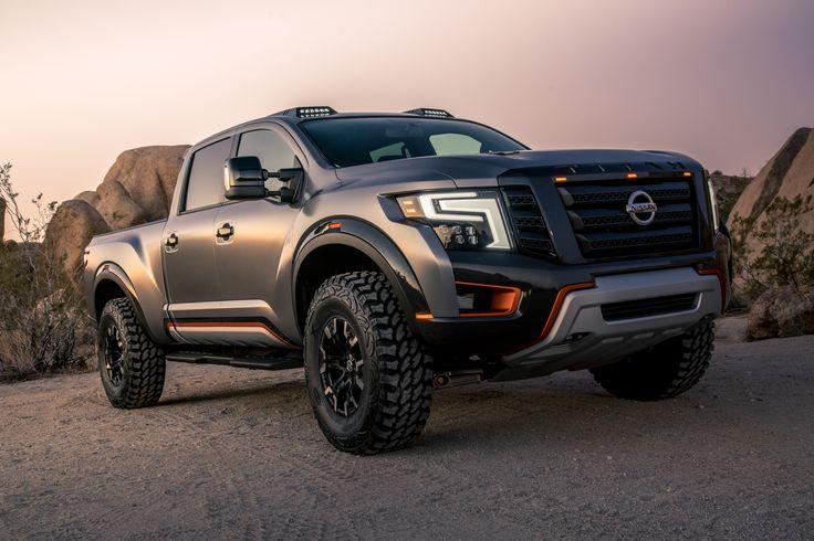 39 best Nissan Titan images on Pinterest