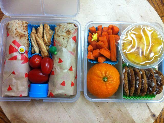Bento Lunch Bunch: sistema
