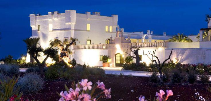 Hotel puglia, Borgobianco resort e spa, albergo 5 stelle, cinque stelle in Puglia, Polignano a Mare BORGOBIANCO