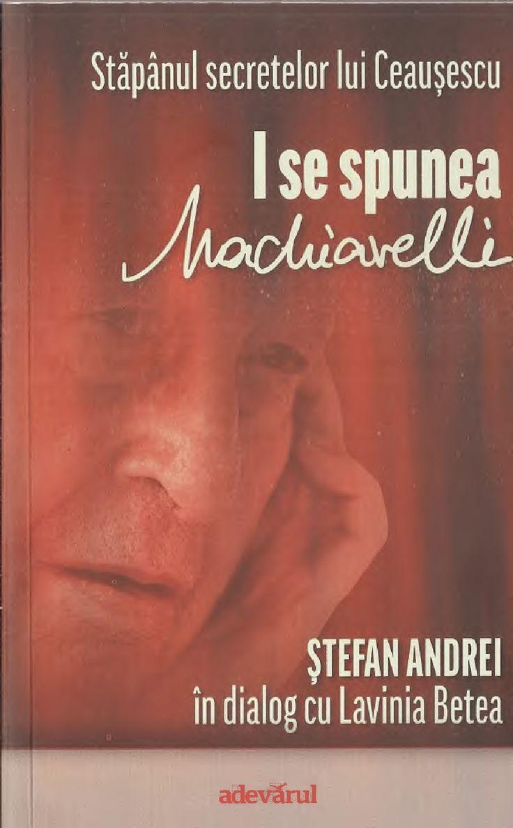 Memoriile lui Stefan Andrei