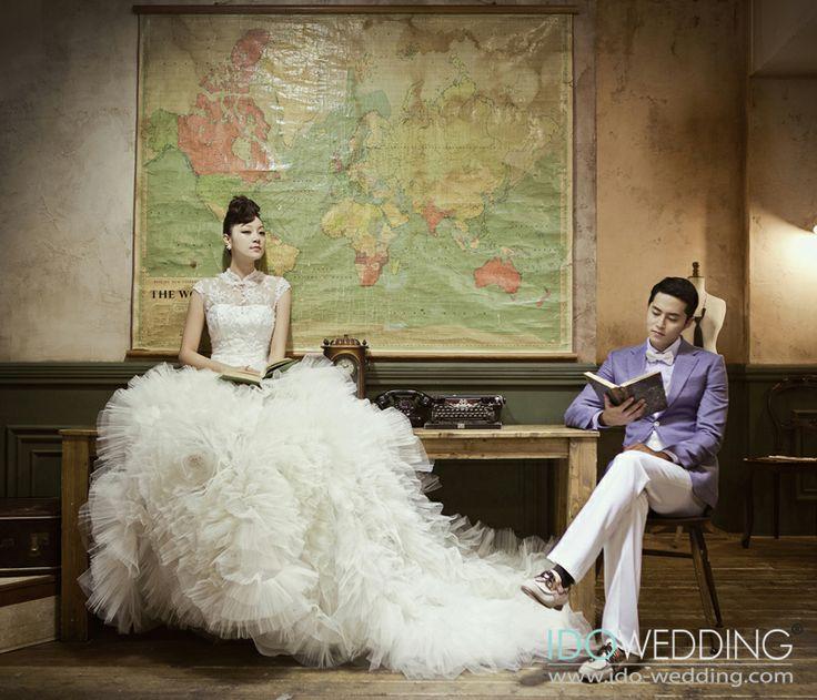 Korean Concept Wedding Photography IDOWEDDING (www.ido-wedding.com) Tel. +65 6452 0028, +82 70 8222 0852 |Email. mailto:askus@ido-wedding.com