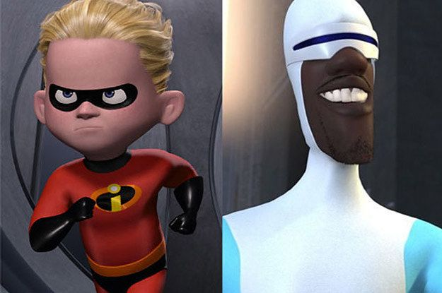 Which Two Incredibles 2 Characters Are You A Combo Of Incredibles 2 Characters Disney Quizzes The Incredibles