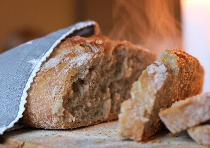 Recept på grytbröd | Sagoborgen