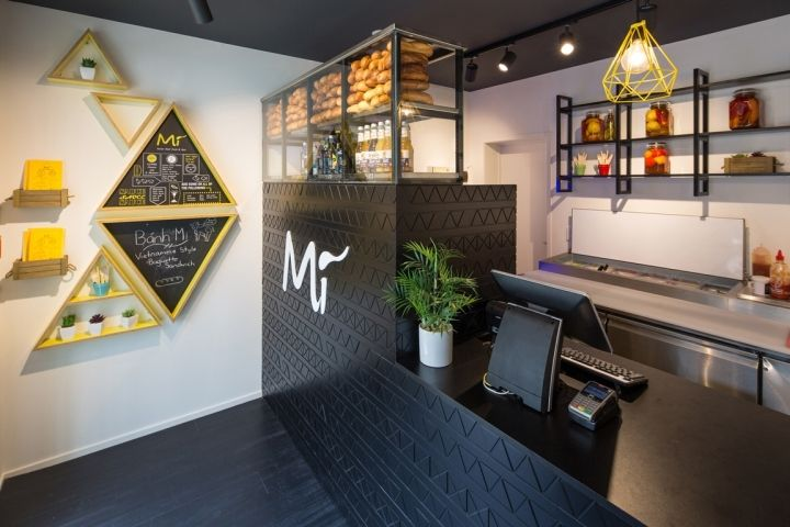 Mì, fusion Vietnamese food to go by RCG, Auckland – New Zealand » Retail Design Blog