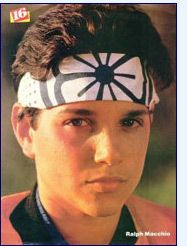 Like Totally 80's - The Karate Kid