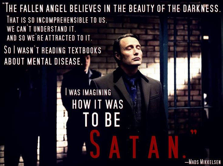 Best 25 hannibal quotes ideas on pinterest hannibal - Hannibal lecter zitate ...