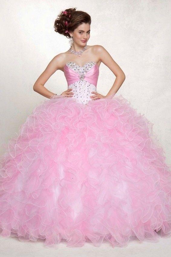 Mejores 75 imágenes de quinceanera dresses en Pinterest | Vestido de ...