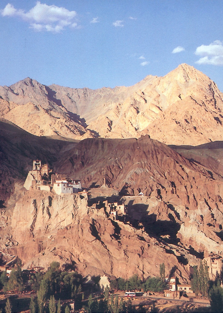 2007 - Maitreya Temples, Ladakh, India