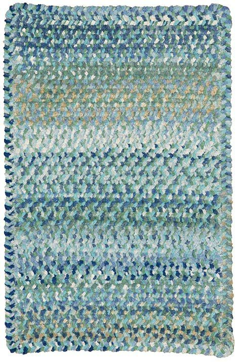 Wilhelmine Light Blue Area Rug